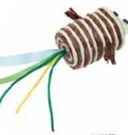 Bud-Z Weaving Rope Roll with Eyes Cat Toy 2.5in