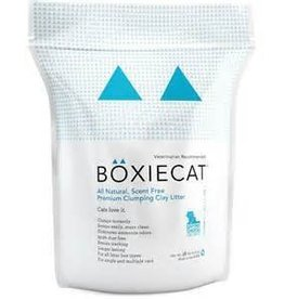 Boxiecat Clumping Clay Litter Unscented 16lbs