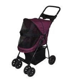Pet Gear Happy Trails Lite No-Zip Stroller