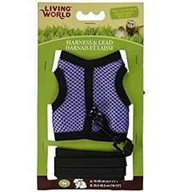 Living World Harness & Lead Set Small