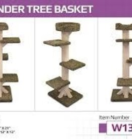 wonderpet wonder tree basket