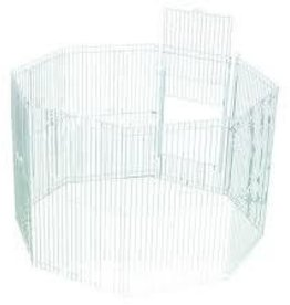 Ware Clean Living Playpen 8 panel small animals
