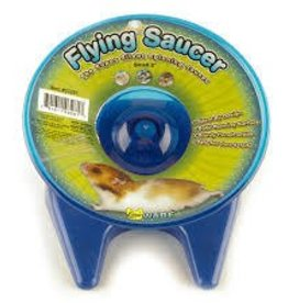 Critter Ware Flying Saucer Medium