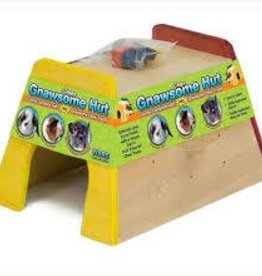 CritterWare Gnawsome Hut Medium