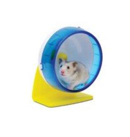 Living World Exercise Wheel Blue 14cm
