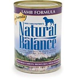 Natural Balance Natural Balance Lamb 13oz