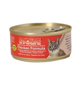 Evolve Evolve Chicken Formula Cat Food 5.5oz