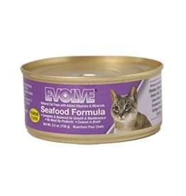 Evolve Evolve Seafood Formula Cat Food 5.5oz