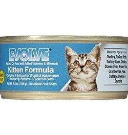 Evolve Evolve Kitten Formula 5.5oz