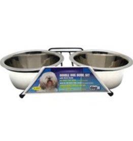 Dogit Dogit Double Dog diner bowls Medium