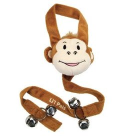 Lil Pals Potty Training Bells Monkey