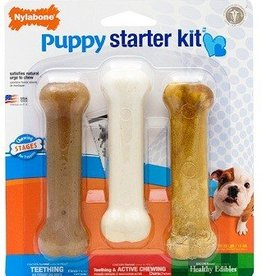 Nylabone Puppy Starter Kit 3PK