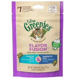 Greenies Greenies Feline Dental Oceanfish & Tuna 2.5oz