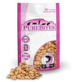 Purebites PureBites Salmon Cat Treat 26gm