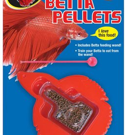Zoo Med Betta Micro Floating Pellets .1OZ