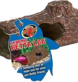 Zoo Med Zoo Med Ceramic Betta Log