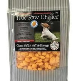 true raw choice TRC Cheese Puff Treat 50g