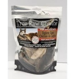 true raw choice True Raw Choice Rabbit Ears - 60g