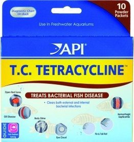 API API T.C. Tetracycline Powder Packets 10pck