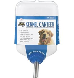Pet Lodge Kennel Canteen 1/2 Gallon Bottle