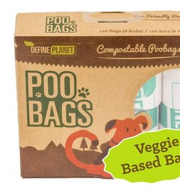 Define planet Compostable Bags 104ct