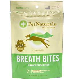 PetNaturals PetNaturals Breath Bites