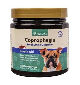 NaturVet Naturvet Coprophagia Stool Eating Deterrent 130ct