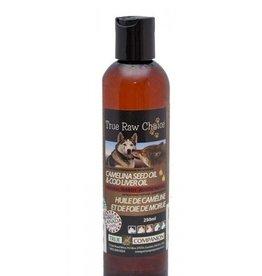 true raw choice True Raw Choice Camelina Seed Oil & Cod Liver Oil