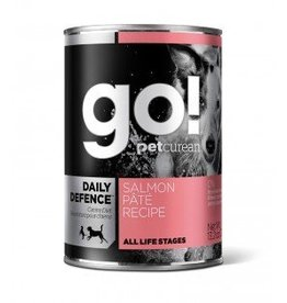 GO! Dog Salmon Pate Recipe 13.2oz