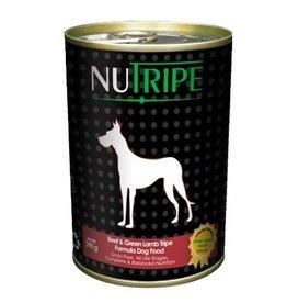 NUTRIPE NUTRIPE Beef and Green Lamb Tripe