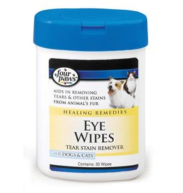 Four Paws Eye Wipes 25ct