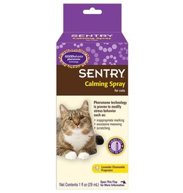 Sentry Sentry Calming Spray Cats 1oz