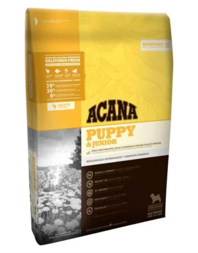 Acana Acana Puppy and Junior 11.4kg