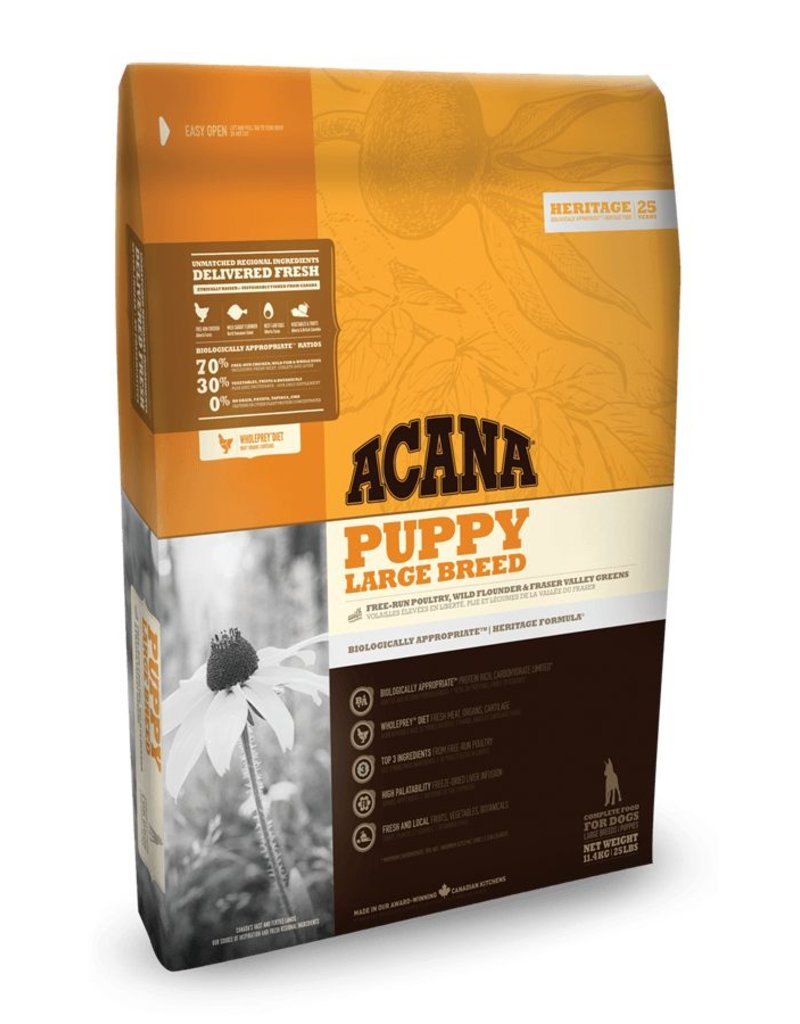 Acana Acana Puppy Large Breed 11.4kg