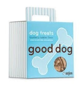 sojos SOJOS Good Dog Treats Blueberry Cobbler 8oz