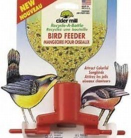 Petmate Recycle-A-Bottle Bird Feeder