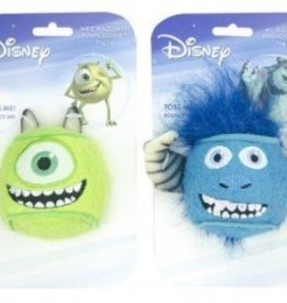 Disney Monster Inc Fun Noggins Dog Toy