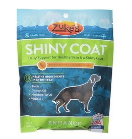 zukes Zukes Enhance Shiny Coat Peanut Butter 5oz