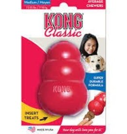 Kong Kong Classic Medium Red