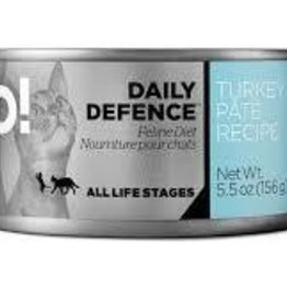 GO! Cat Food Turkey Pate 5.5oz
