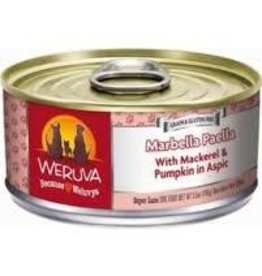 weruva Weruva with Mackerel & Pumpkin in Aspic 5.5oz
