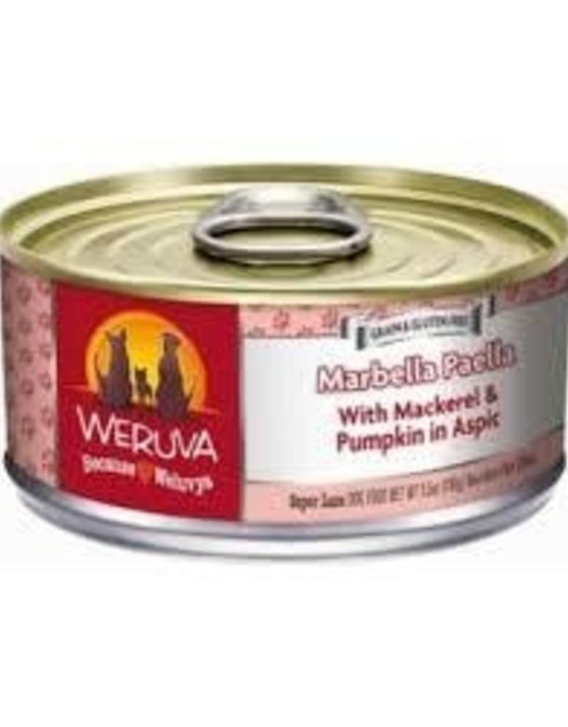 weruva Weruva with Mackerel & Pumpkin in Aspic 5 5oz