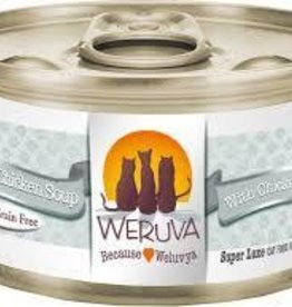weruva Weruva Grandma's Chicken Soup with Chicken and Pumpkin 3oz