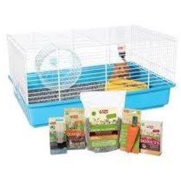 """Living World Hamster Starter Kit - 46cm L x 29cm W x 23cm H (18"""" x 11.4"""" x 9"""")"""