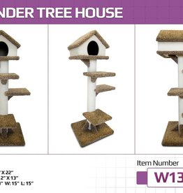 wonderpet/ tree house