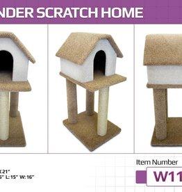 Wonderpet Wonder Scratch Home