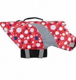 Canine Friendly canine friendly lifejacket red SMALL