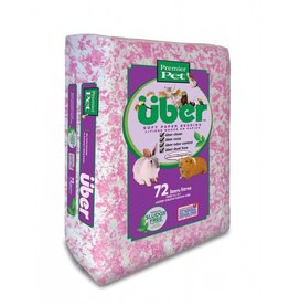 Uber Uber Bedding Confetti 72L Expanded White/Pink