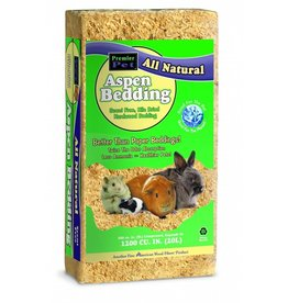 Premier Pet Aspen Bedding 20 Liters