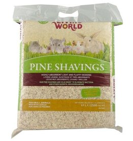 Living World Pine Shavings 41L (2500 cu in)